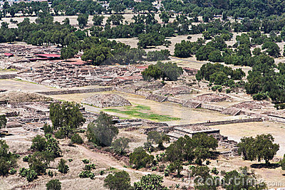 Teotihuacan Valley