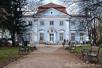 Teplice, czech republic Editorial Image