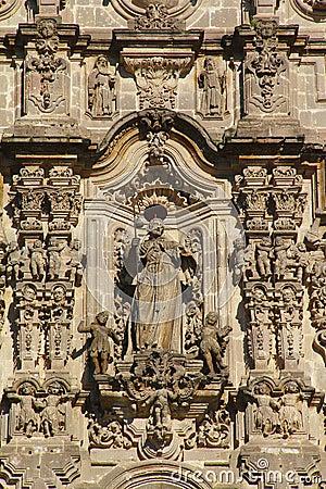 Tepotzotlan facade II