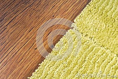 Latexfarbe vom Teppich