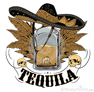 Free Tequila Stock Photography - 30533032