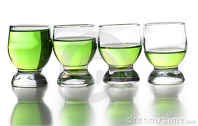 Tequila cups