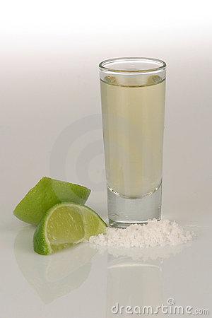 Free Tequila Shot Royalty Free Stock Photo - 1691945