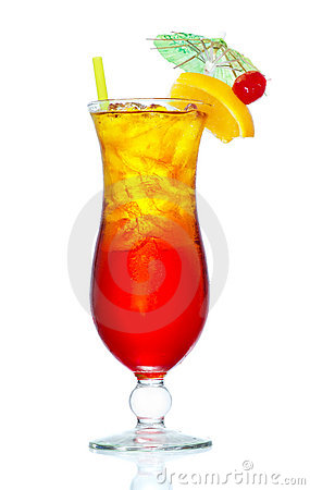 Free Tequila Sunrise Stock Photo - 14986000