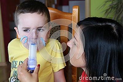 Terapia del nebulizador