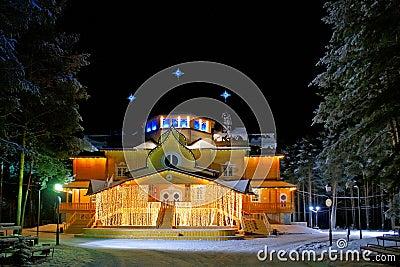 Terem of Ded Moroz