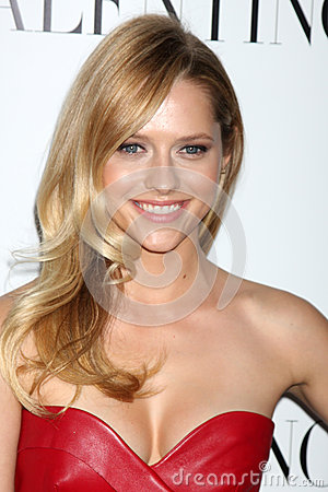 Teresa Palmer Editorial Stock Photo