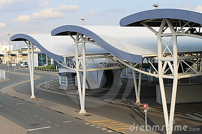 Terminal in Calais