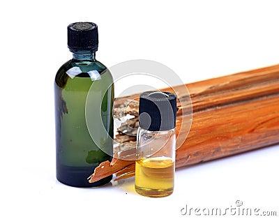 Termite prevention oils
