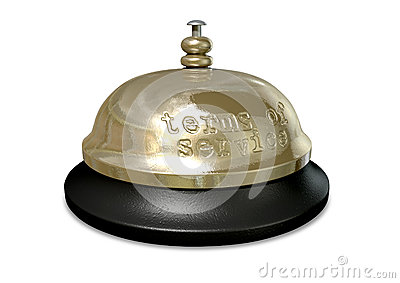 Terms Of Service Bell