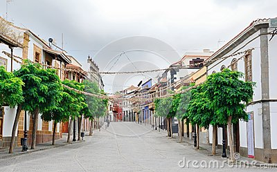 Teror town, Gran Canaria