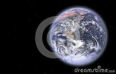 Terra de matriz
