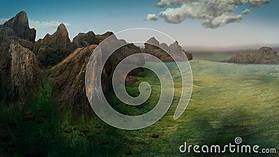 Terra Digital Painting