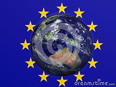 Terra europea