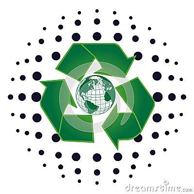 A terra recicl