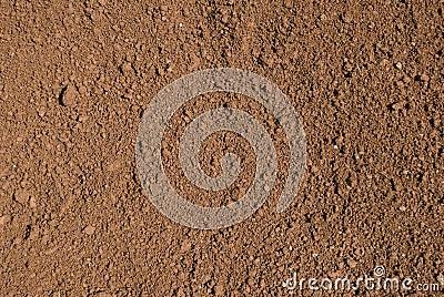 Terra rosa - red soil