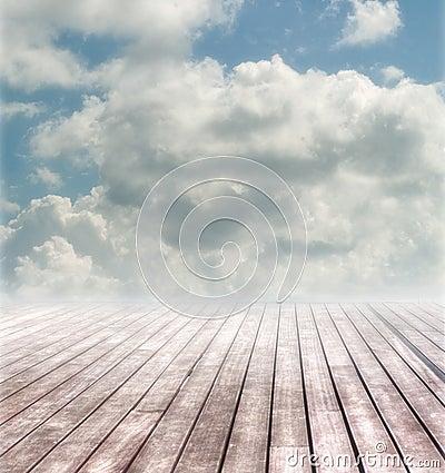 Terrace in The Clouds
