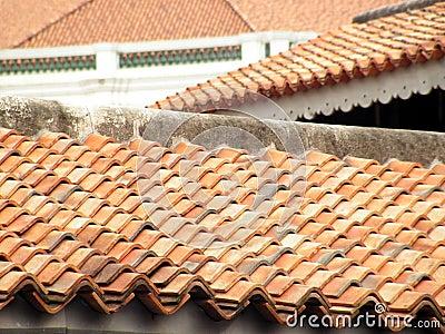 Terracota roofs