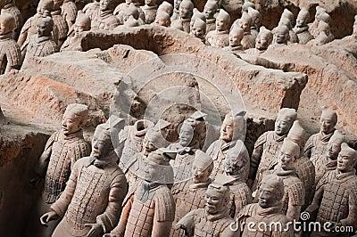 Terracotta army #3