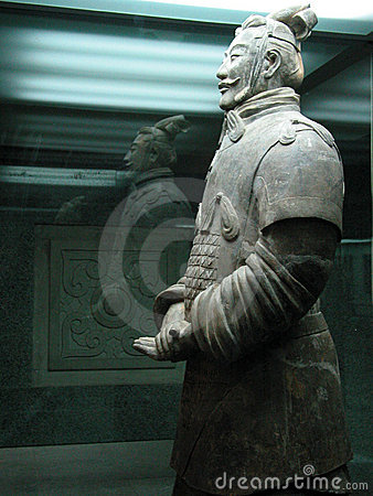 The Terracotta Army General