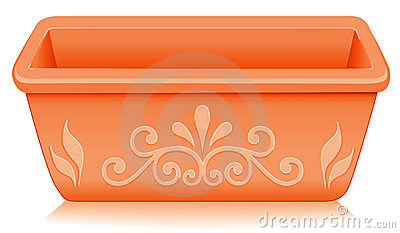 Terracotta Planter, Floral Design