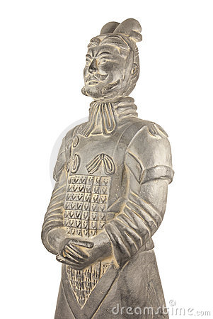 Free Terracotta Warrior Royalty Free Stock Image - 11135166