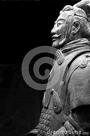 Free Terracotta Warriors Royalty Free Stock Photography - 8745867
