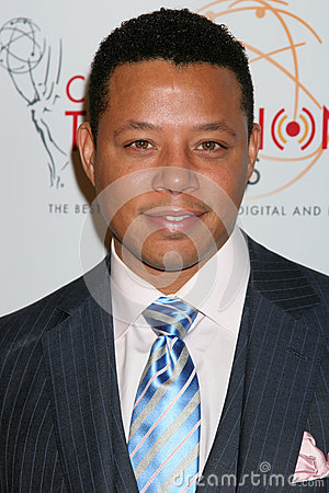 Terrance Howard Editorial Stock Photo