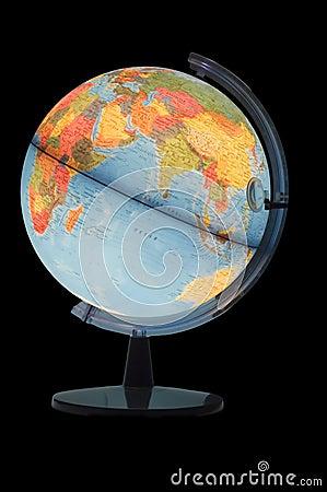 Free Terrestrial Globe Stock Images - 1355714