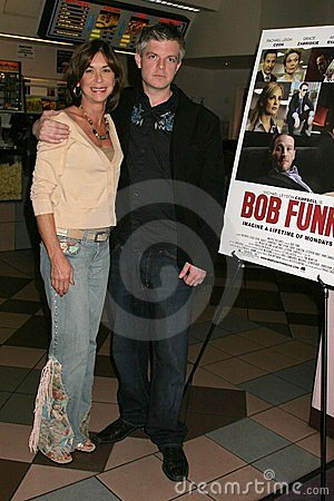 Terri Mann and Ben Ruffman at the Los Angeles Premiere Of  Bob Funk . Laemmle s Sunset 5 Theatres, Los Angeles, CA. 02-27-09 Editorial Photo