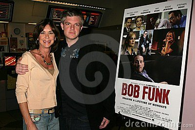 Terri Mann and Ben Ruffman at the Los Angeles Premiere Of  Bob Funk . Laemmle s Sunset 5 Theatres, Los Angeles, CA. 02-27-09 Editorial Photography