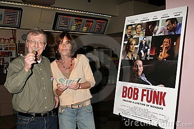 Terri Mann at the Los Angeles Premiere Of  Bob Funk . Laemmle s Sunset 5 Theatres, Los Angeles, CA. 02-27-09 Editorial Image