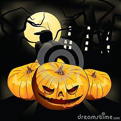 Terrible pumpkin