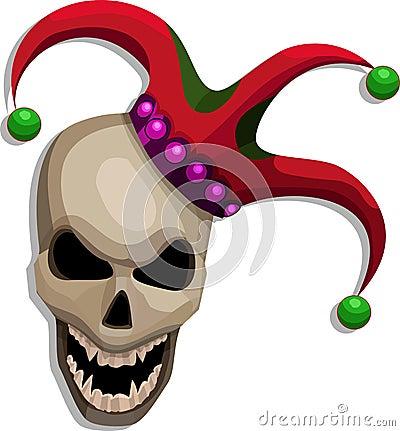 Terrify skull
