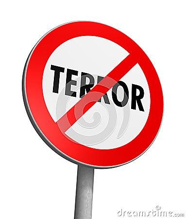 Terror Free Zone