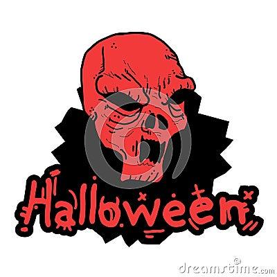 Terror stick halloween