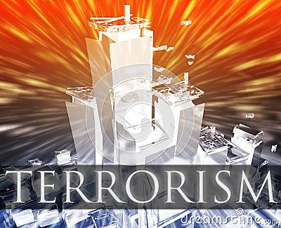 Terrorism attack