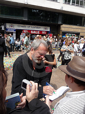 Terry Gilliam at Toy Story 3 Premiere Editorial Photo