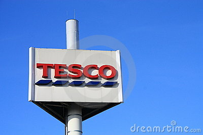 Tesco Editorial Photography