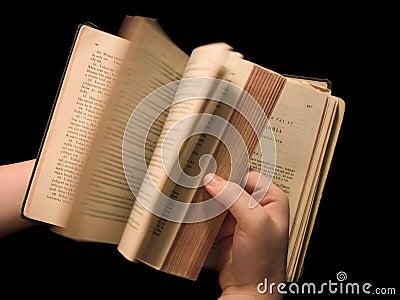 Testamento do Choctaw (páginas de giro)