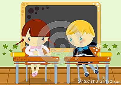 Teste da escola