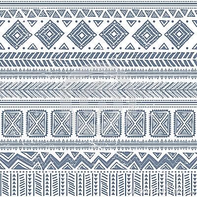 Teste padrão tribal abstrato