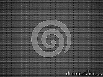 Teste padrão do vetor da parede de tijolo - backgr abstrato do grunge