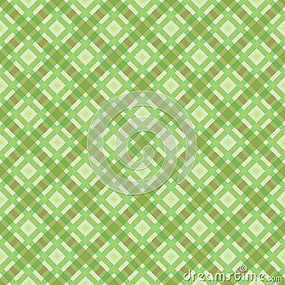 Teste padrão verde