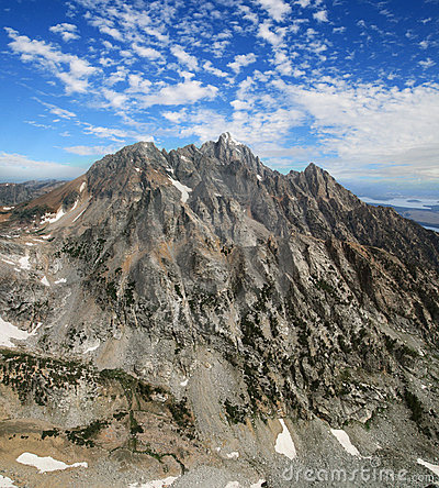Teton Range from the south