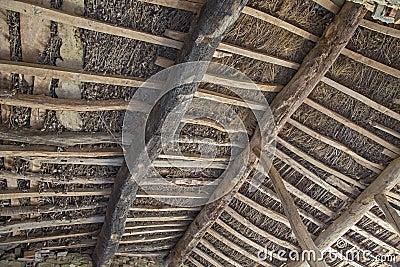 Tetto antico immagine stock immagine 26077571 for Stili tetto tetto