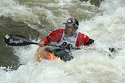 Teva Mt. Games 2011 - Freestyle Kayaking Editorial Photography