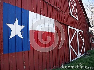 Texas Barn