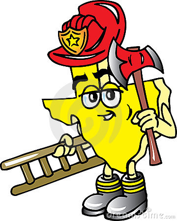 Texas Fireman