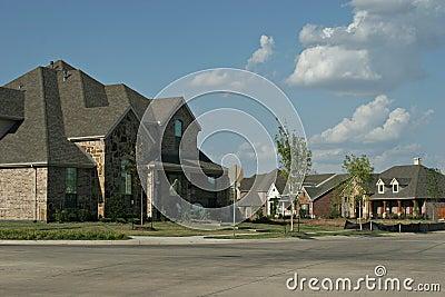 Texas neighborhood